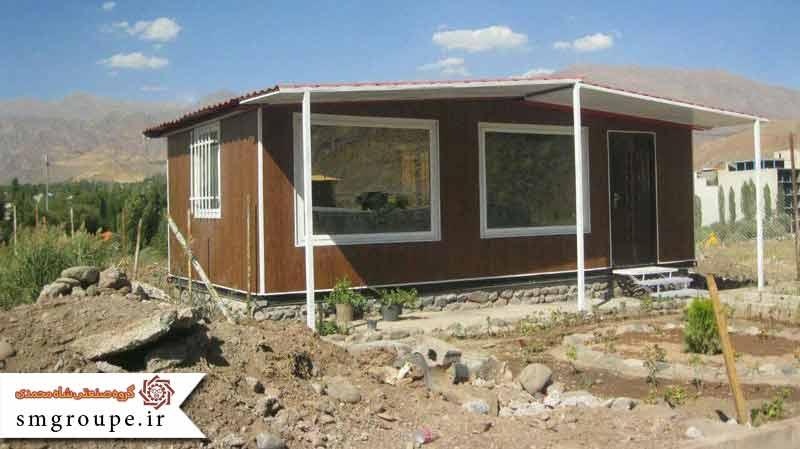 خانه پیش ساخته