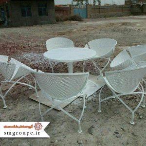 صندلی های باغی