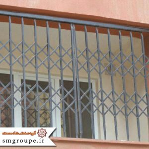 پنجره اکاردئونی