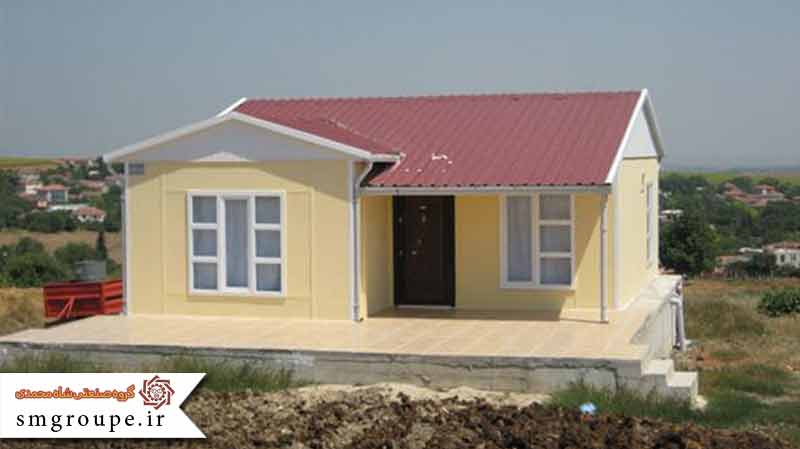 مزایای خانه های پیش ساخته